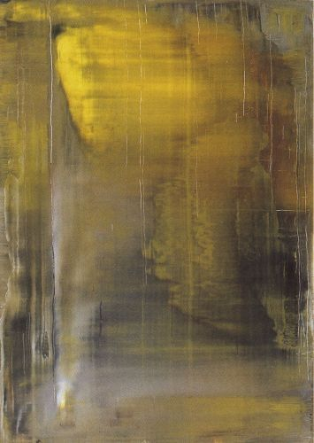 SARAH FRANCES DIAS: GERHARD RICHTER - PAINTINGS