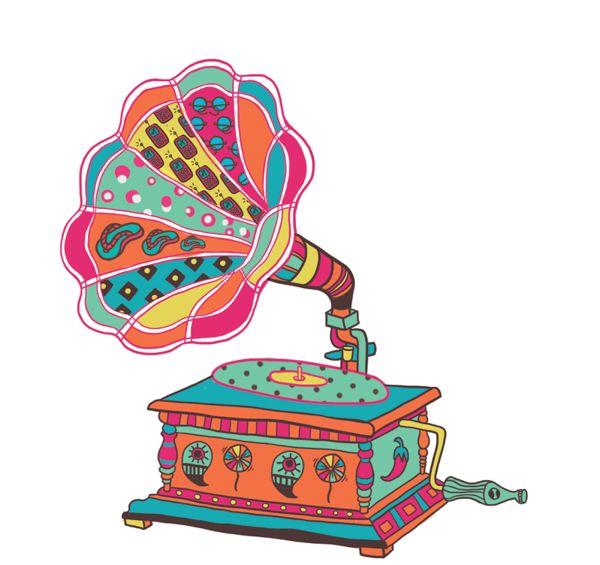 Gramophone Nostalgia on Behance