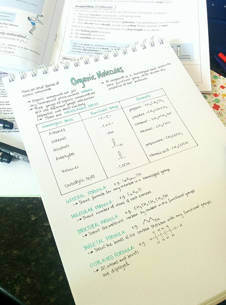 basic organic chemistry notes pdf