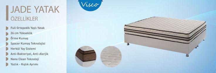 Full Ortepedik Yaylı Yatak    26 cm Yükseklik    Örme Kumaş    Spacer Kumaş Teknolojisi    Herkül Yay Sistemi    Anti-Bakteriyel, Anti-Alerjik    Nano Clean Teknoloji    Yazlık - Kışlık Ayrımı