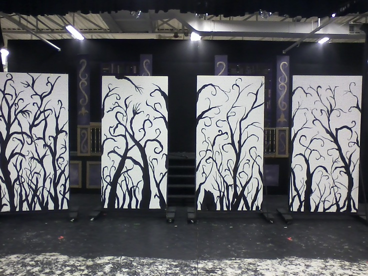 This Is A Set Design I Did For Lindbjerg Academy39s T