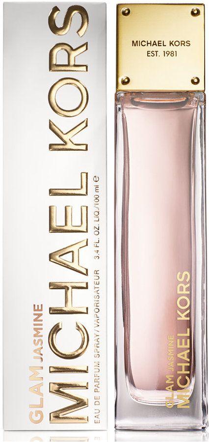 Michael Kors Glam Jasmine Eau de Parfum Spray, 3.4 oz