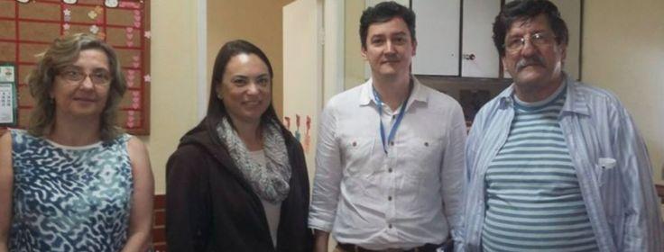 Pestalozzi Niterói e Hospital Antonio Pedro juntos pela estimulação precoce