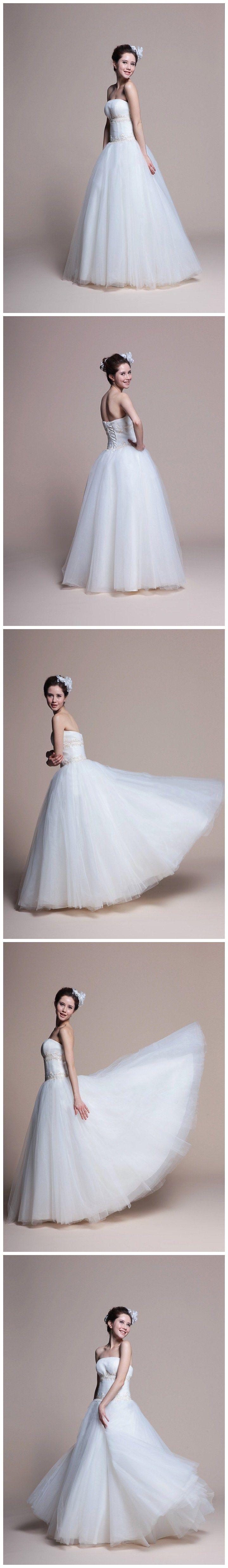 It is such a beautiful dress...