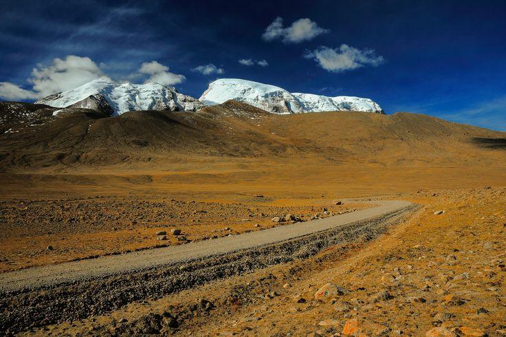 Road to China by Vishwa Kiran on 500px