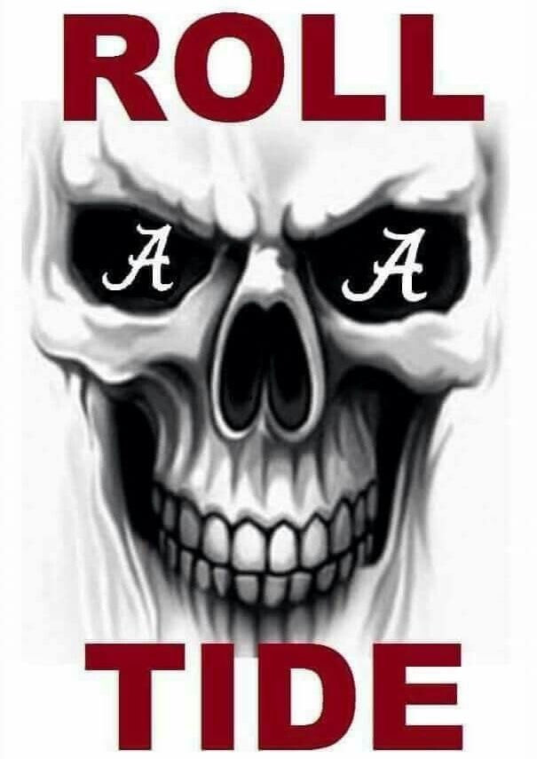 Pin By Angela Chiles On Roll Tide Alabama Crimson Tide Football Alabama Football Roll Tide Alabama Crimson Tide
