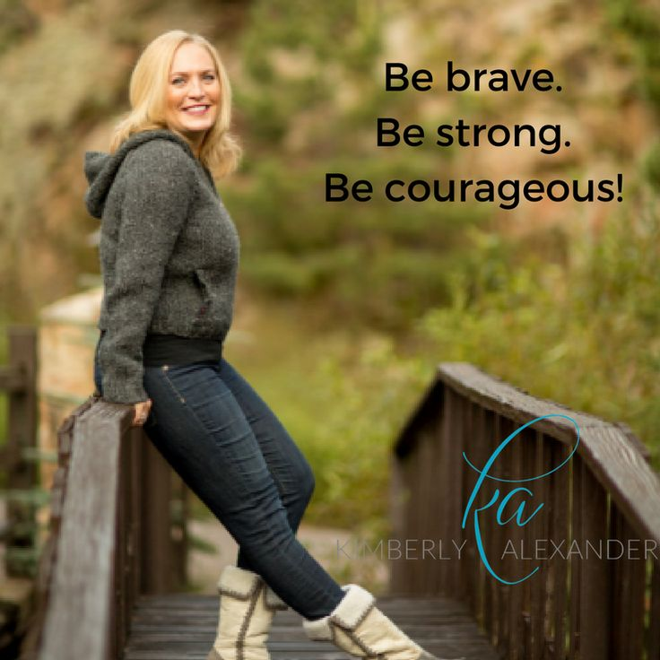 Something bigger than yourself is waiting for you ....  #AllIn #BeBrave #BeStrong #BeCourageous