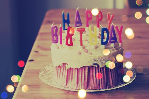 Cake Pictures Tumblr : Birthday cake from Tumblr Happy birthday photography ...