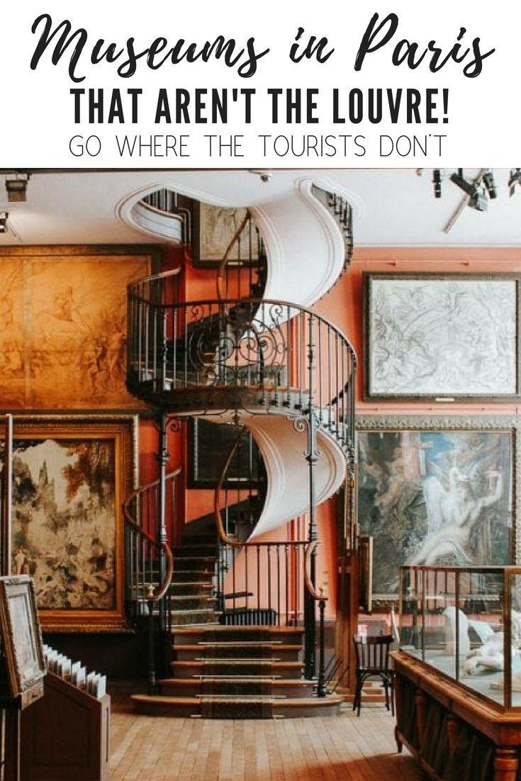 10 museus para visitar em Paris que não são o Louvre   – Travelling – Paris