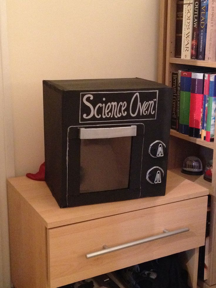 My American Hustle Science oven-center piece?