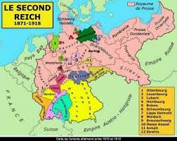 Le Second Reich | Maps | Pinterest | Maps, Cartography and United ...