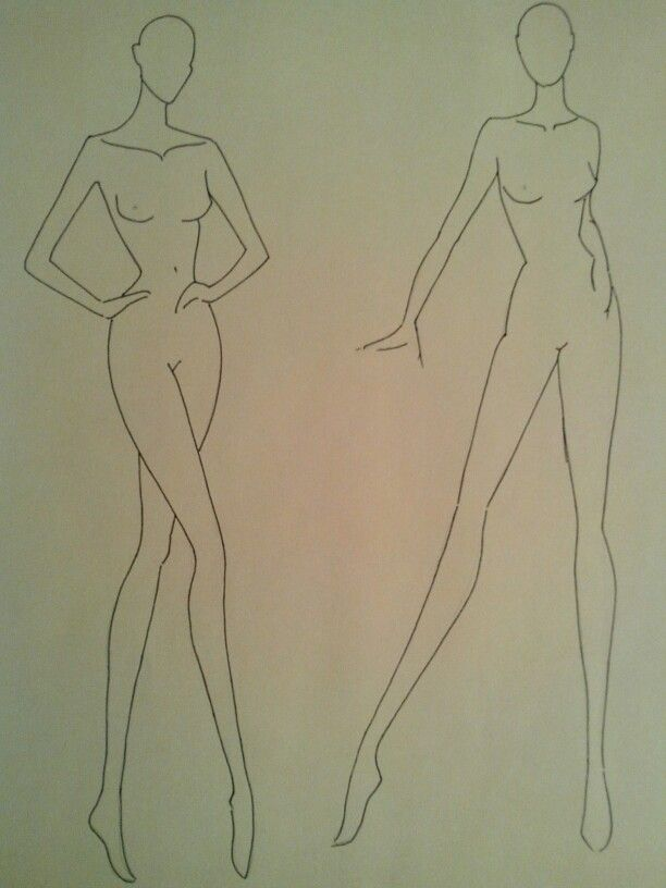 Fashion poses 2
