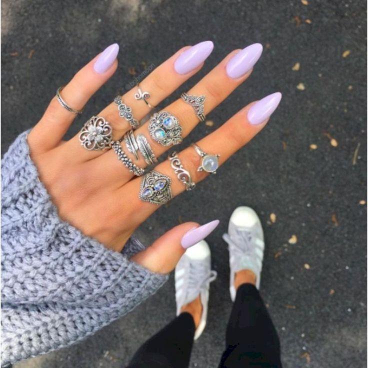 37 Unique Nail Design Ideas For Your Appearances