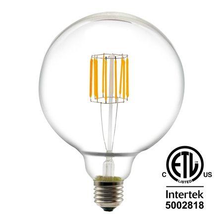 G40 Globe LED Filament Bulb, led filament bulb, vintage led bulb , led panel light , China led light manufacturer
