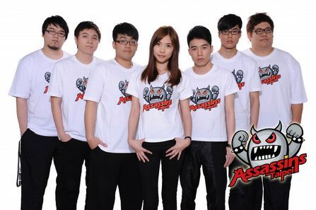 TPA - Taipei Assassins.  The best lol team in Taiwan.  Season 2 champion!!
