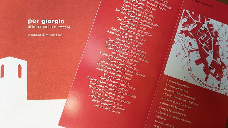 PER GIORGIO - arte a Massa e Cozzile #pergiorgio #arteamassaecozzile #massaecozzile #art #contemporaryart #contemporaryartist