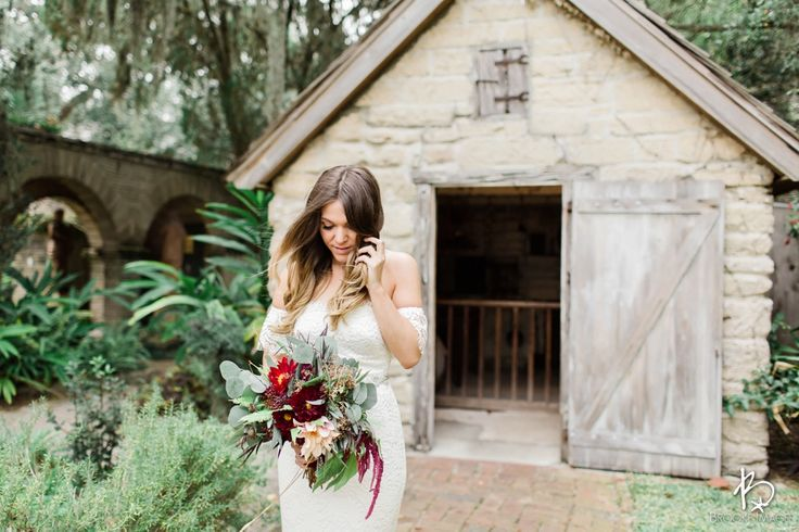 St. Augustine Wedding Photographers, Brooke Images, The White Room, Jodi and Alain