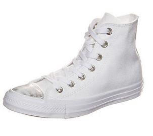 CONVERSE Chuck Taylor All Star Brush Off Toecap High Sneaker Damen