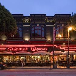 Calzone's Pizza Cucina - North Beach, SF