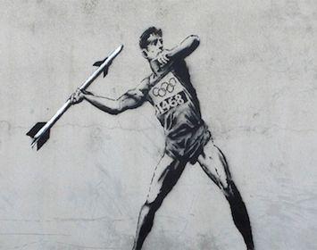 OS 2012: Banksy