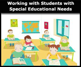 Working with Students with Special Educational Needs