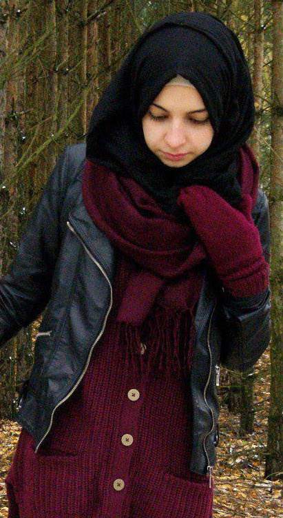 #Hijab Winter Layers. Can't wait for winter!!!
