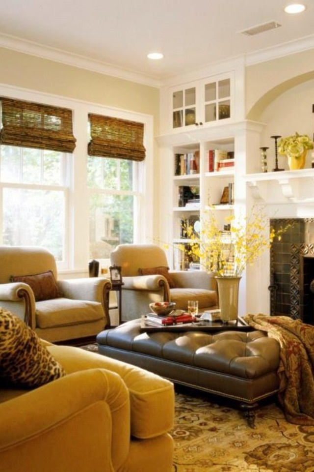 Warm inviting inspirational spaces pinterest for Living room 983