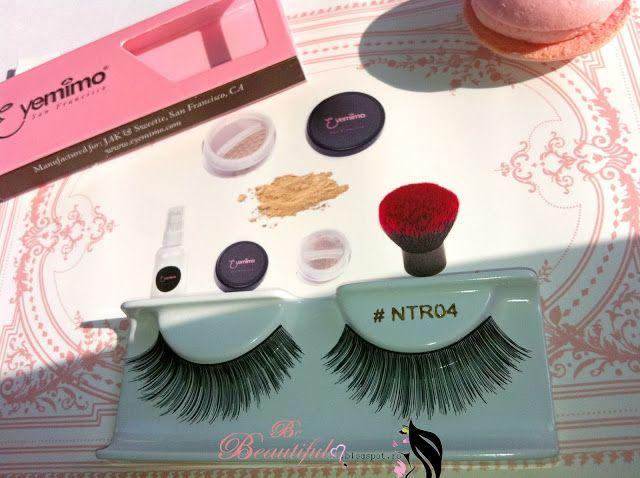 Eyemimo Eyelashes #NTR04