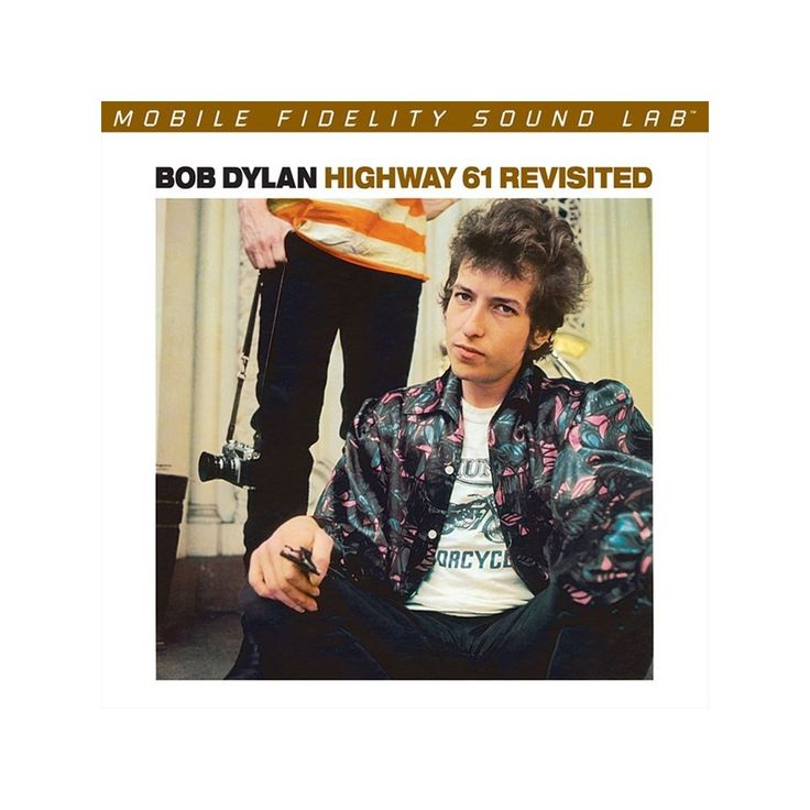 Bob Dylan - Highway 61 Revisited (CD)