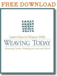 Free Weaving Instructions to Learn How to Weave | InterweaveStore.com