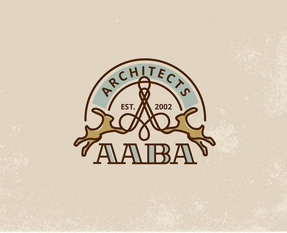 AABA-архитектурная фирма (Фирменный стиль) - фри-лансер ольга михайлова [olkiller].