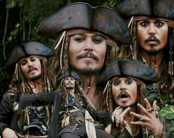 """CAPTAIN JACK SPARROW:// playedby: """"[iJackSparow(RadioActiveVersion)]""""~ [Pirates of the Caribbean]) Caption: """"Umm .. Where is Number 6?""""  Tiss a longStory an iOutaRum.. sooo.. FirstRum.. thenummWazSumthing.. else.. well get to that Later FemBottHottie.. .. Hey .PreciousPrincess?? Feelinfragmented/timewarpagain/whoiusmissing"""