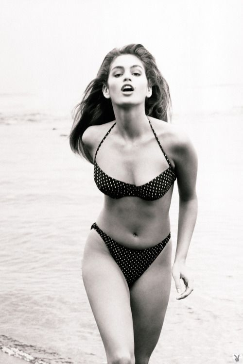 Cindy Crawford and the best beach bodies of all time.
