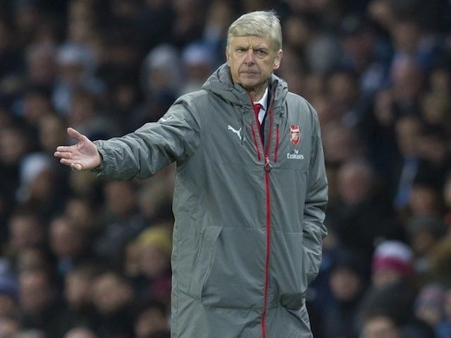 Arsene Wenger refuses to confirm or deny reports he rejected Chinese Super League