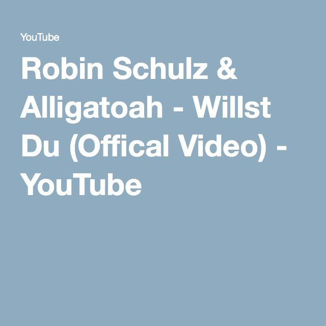 Afrikaburn 2016 Anthem! Robin Schulz & Alligatoah - Willst Du (Offical Video) - YouTube