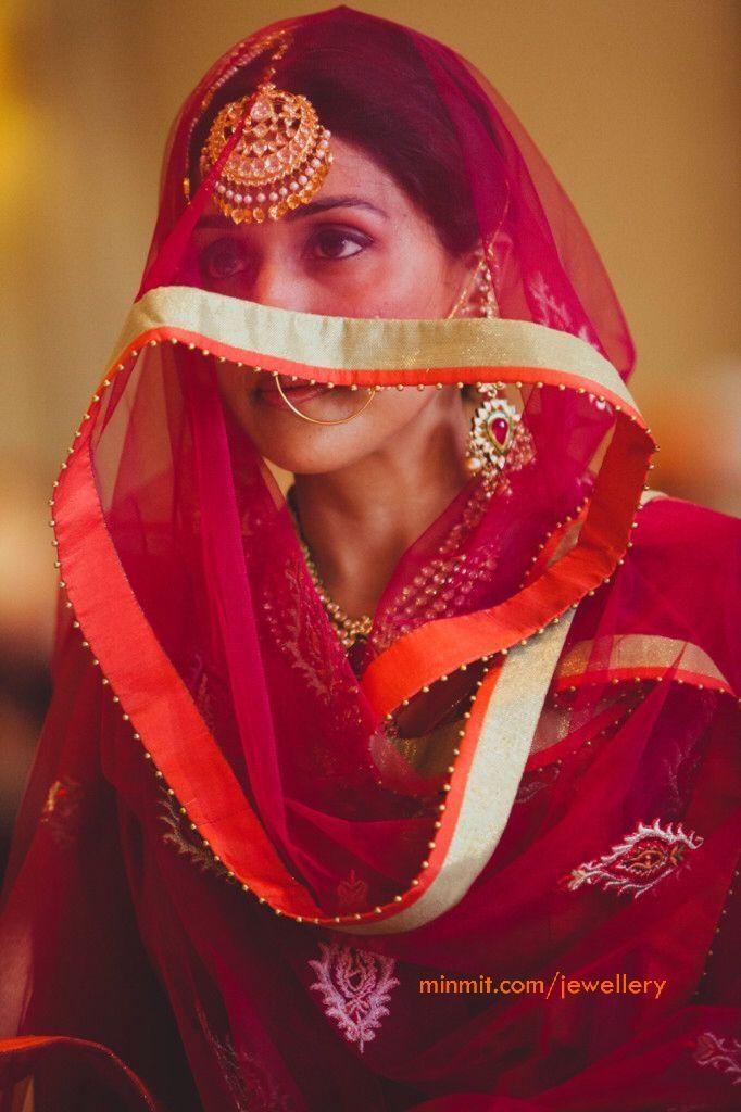 bridal maang tikka IQ Photography