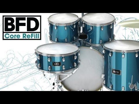 BFD Core ReFill for Propellerhead Reason 6+ Now Half Price - Until October 20th 2014