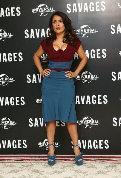 Salma Hayek Photos: Savages - Photocall