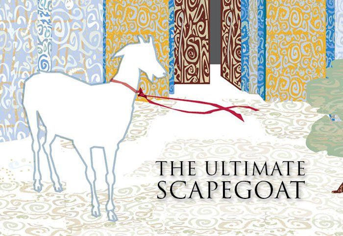 The Ultimate Scapegoat - Jews for Jesus
