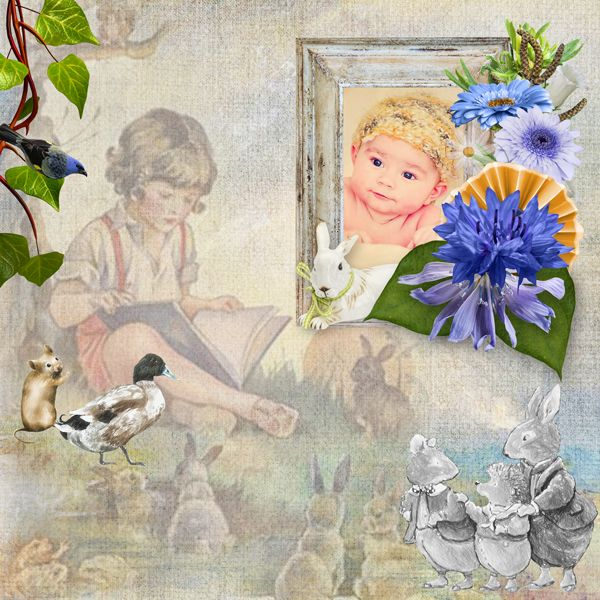 "**NEW** In Store "" Riverside Friends by Wisteria Moments  Available @ http://www.pixelsandartdesign.com/store/index.php?main_page=product_info&cPath=128_130&products_id=1596"