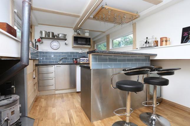 Kitchen/Diner BIJOU LIVING ON A HOUSEBOAT, March '17