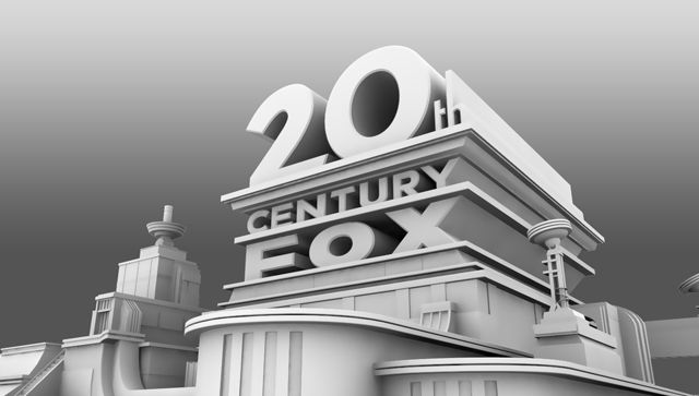 Cara Bikin Animasi Logo 20th Century Fox