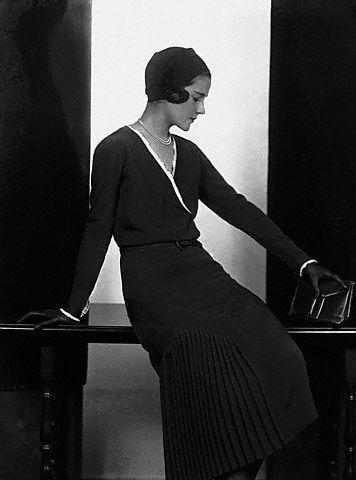 1920s Fashion Model