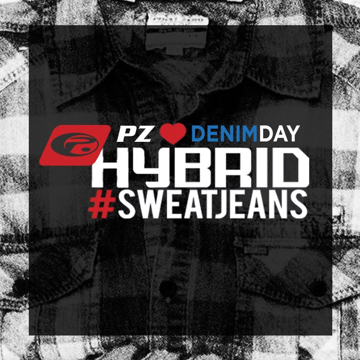 Keep stylish and comfortable for National Denim Day in our Hybrid #SweatJean!  Get yours at www.pointzero.ca