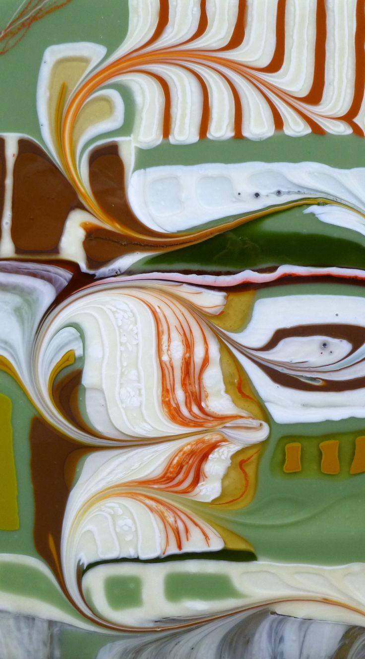 One of my first combings based on a designed panel. www.FusedArtGlassByKimBrill.com