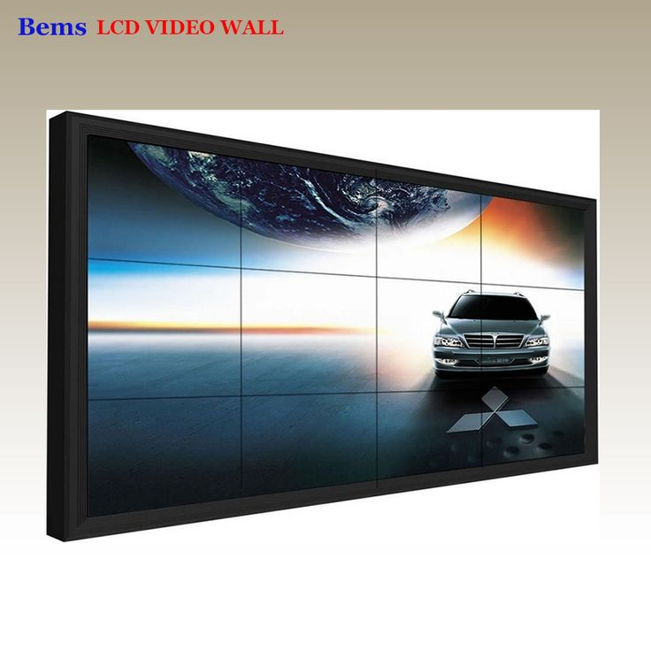 Factory price led video wall with ultra narrow bezel#led video
