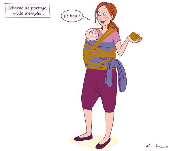 Sécurité de bébé avant tout ! par Céline Théraulaz sur Guide Maman Bébé