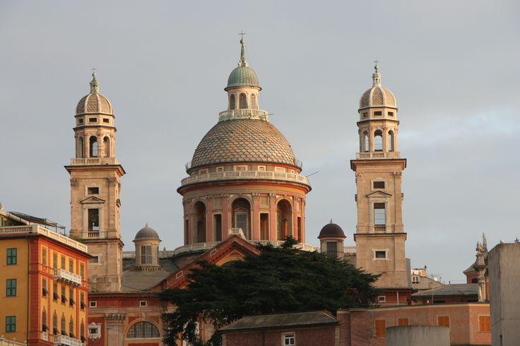 cupole chiese cattoliche Genova - Cerca con Google