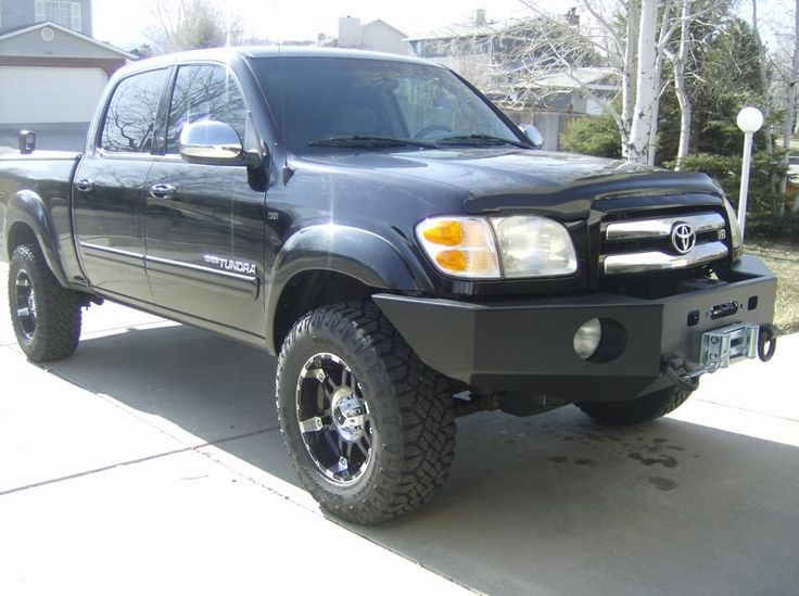 Wincher:Toyota - Tundra (1999-2006) | Tactical Armor Group - Bumper Store