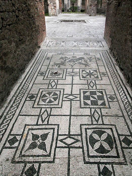 Pompeii. I wanted to go here for a very long time, and it was even more impressive than I imagened it!